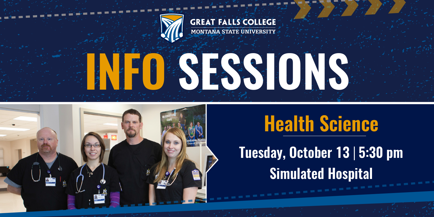 Fall 2015 Info Sessions