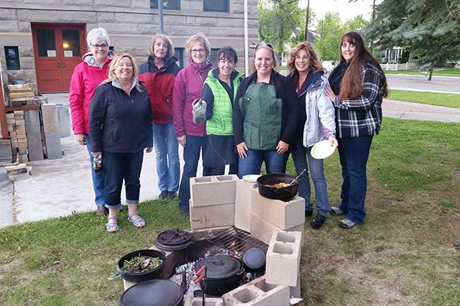 Lifelong Learning Cast Iron Cooking Class