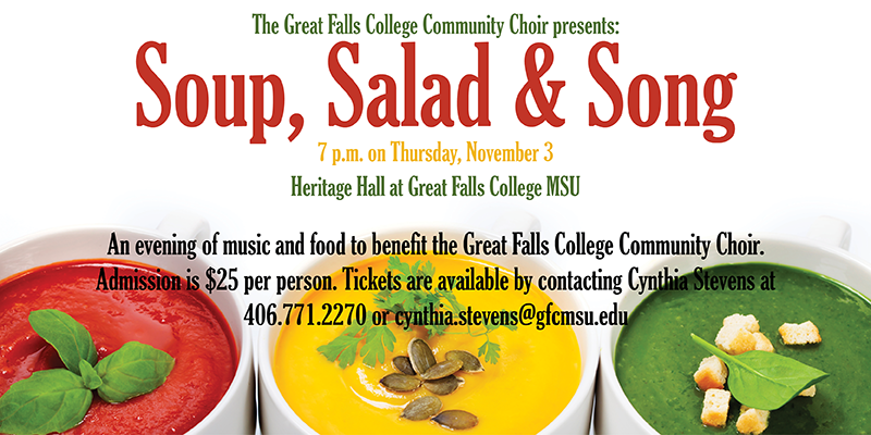 2016 Soup, Salad & Song