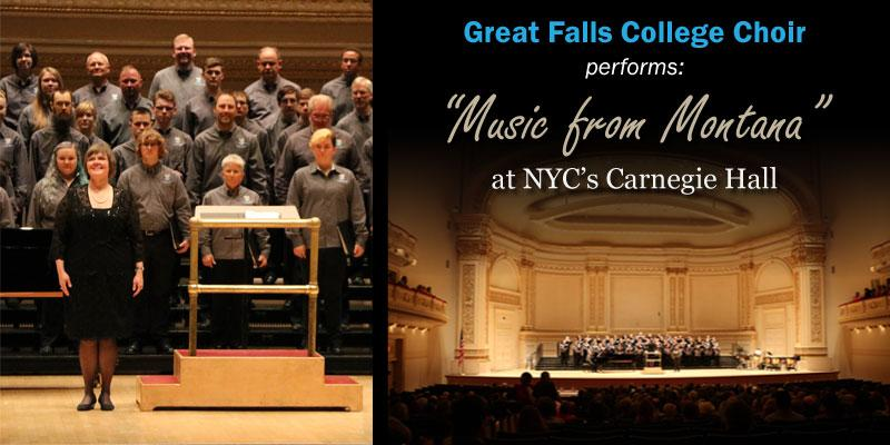 GFC MSU Choir Performs at Carnegie Hall 2016
