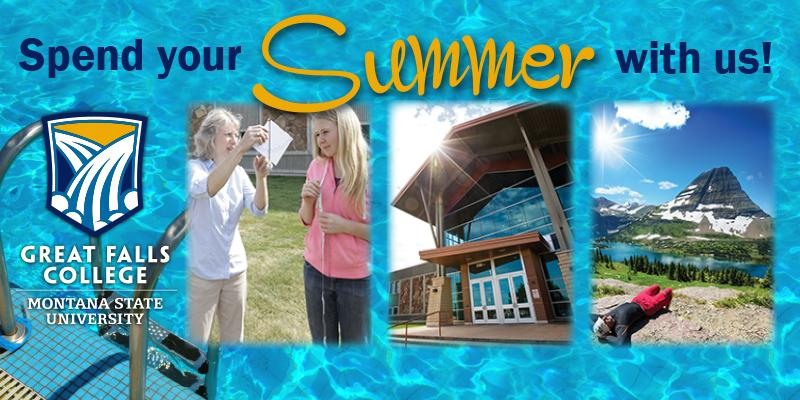 Spend Your Summer With Us!
