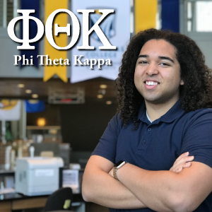 Julius Scott from Great Falls College MSU in Montana in is one of 207 Phi Theta Kappa members named a 2019 Coca-Cola Leaders of Promise Scholar and will receive a $1,000 scholarship.